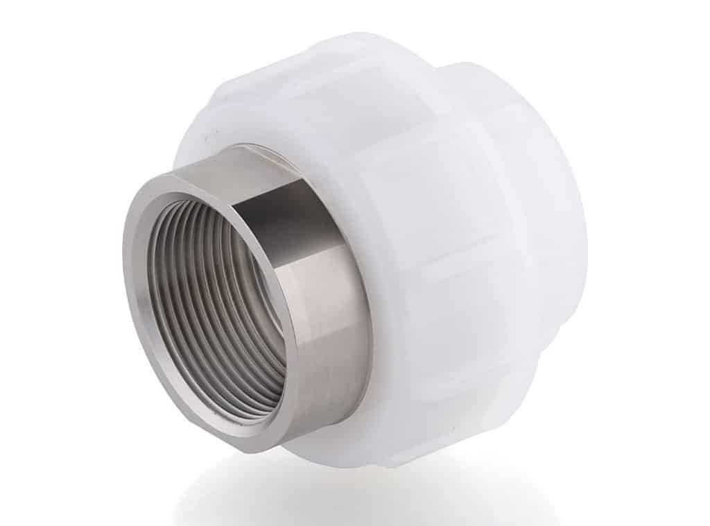 PVDF – Pipes and Fittings d20 – d225 - WeldPLAST TECHNOLOGY