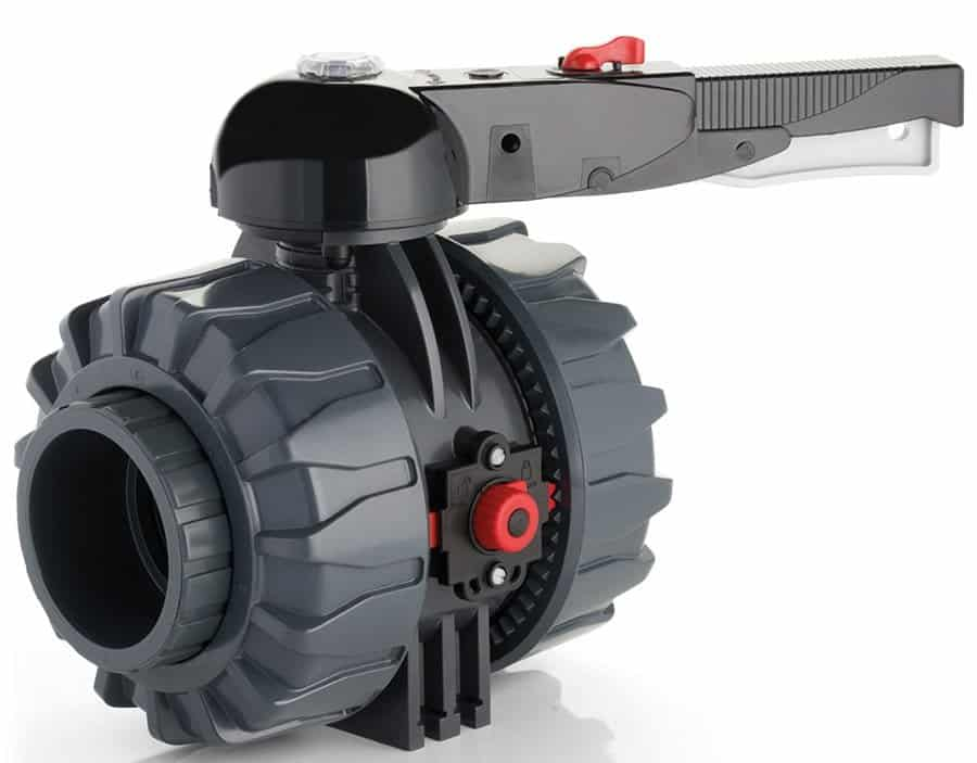 PVC-U – VKD DUAL BLOCK® 2-WAY BALL VALVE DN65 – DN100 1